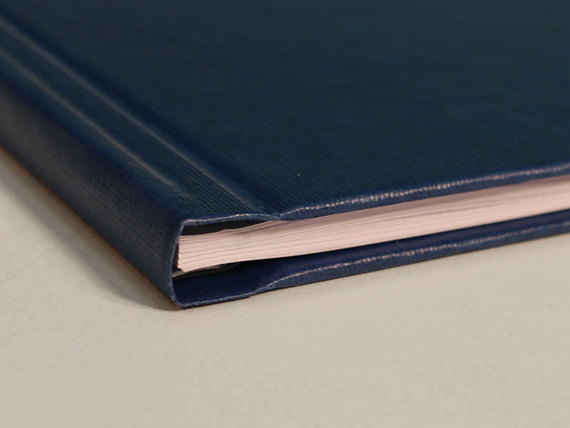 Hardcover Klemmbindung Bund