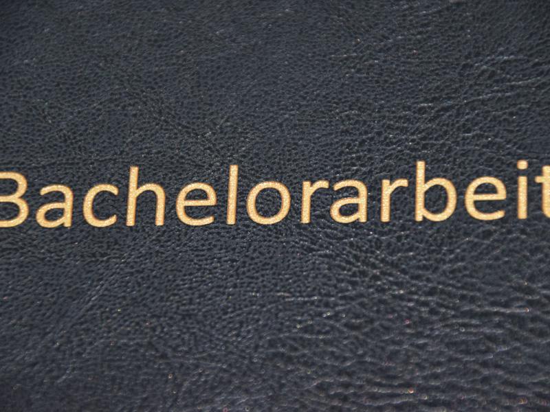 Lasergravur gold für Leder